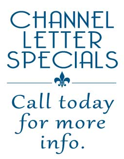 Channel Letter Quote